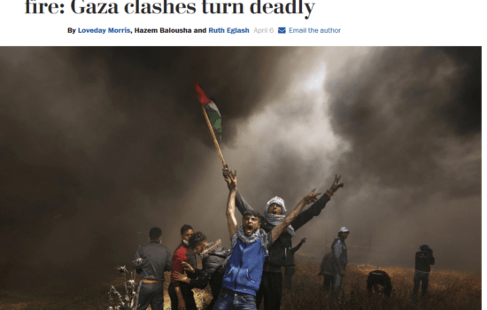 How Media Launders Gaza Massacres by Labeling Them as 'Clashes'
