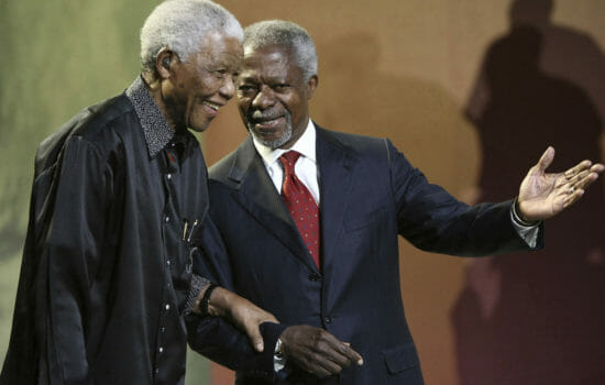 Kofi Annan, Former U.N. Secretary-General and Nobel Peace Prize Winner, Dies at 80