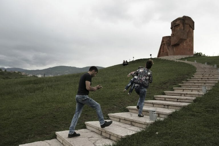 What the U.S. Can Learn From a Tiny Republic in the Caucasus