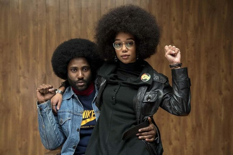 Spike Lee Returns to Form With the Entertaining and Relevant 'BlacKkKlansman'