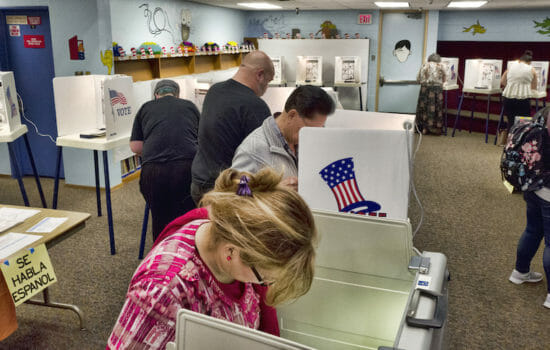 America's Future Depends on California's Election Integrity
