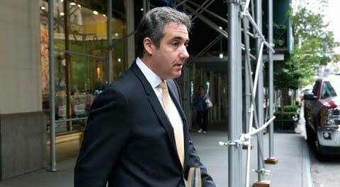 Is Trump's Fascism Part of Why Michael Cohen Chose to Implicate Him?