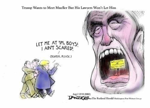 The Mouth of Mueller