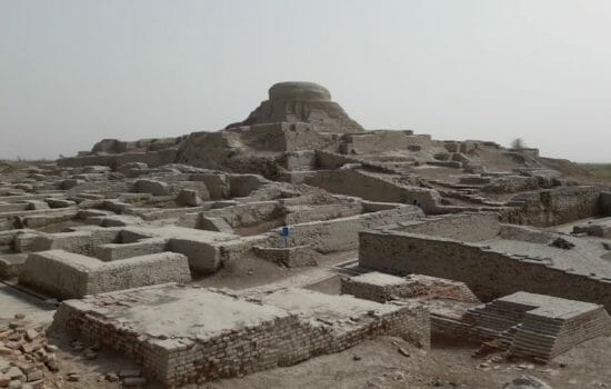 A Long Road From Moenjodaro's Lost Glory to Desolation in Southern Pakistan
