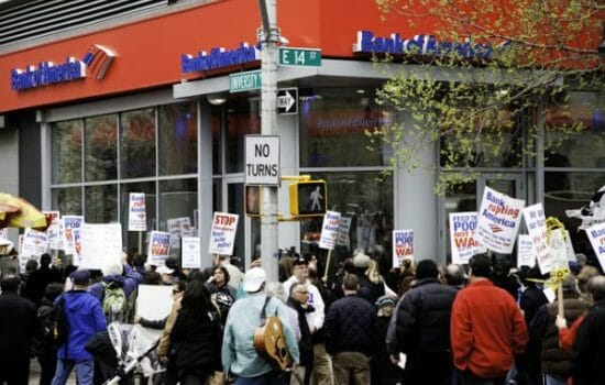 It's Been 10 Years Since Banks Were Bailed Out and People Were Sold Out