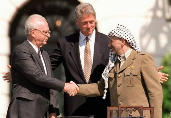 Were the Oslo Peace Accords Doomed From the Start?