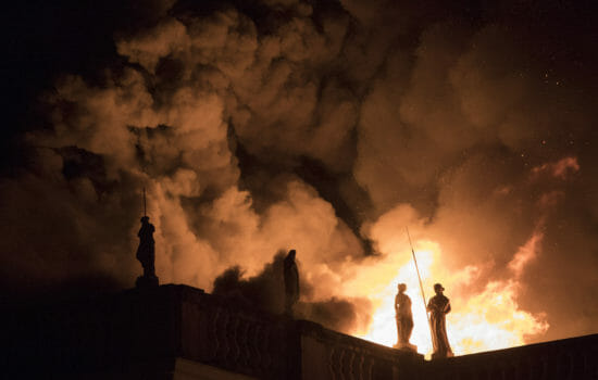 Brazilian Critics Blame Government Austerity for National Museum Fire