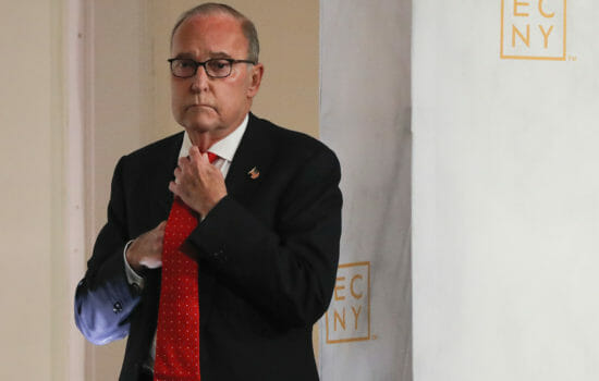 Larry Kudlow Confirms GOP Plan to Shred Safety Net After Midterms