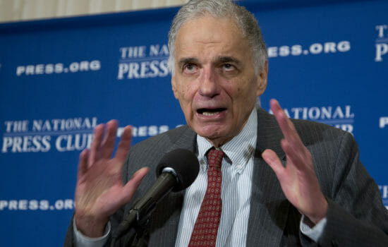 Ralph Nader: Kavanaugh Is a Corporation Masquerading as a Judge