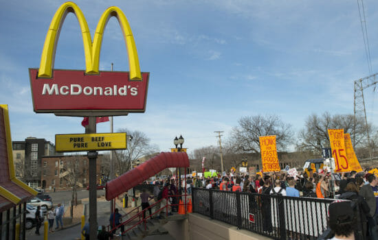 McDonald's Workers Strike Over Widespread Sexual Harassment