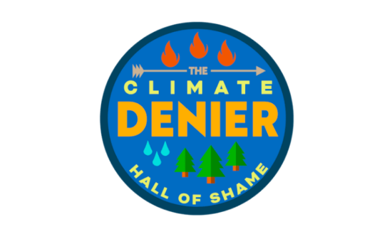 Shaming the People Bankrolling Climate Change Denial