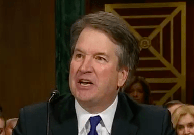 Kavanaugh Rages in Opening Statement, Proclaims Innocence