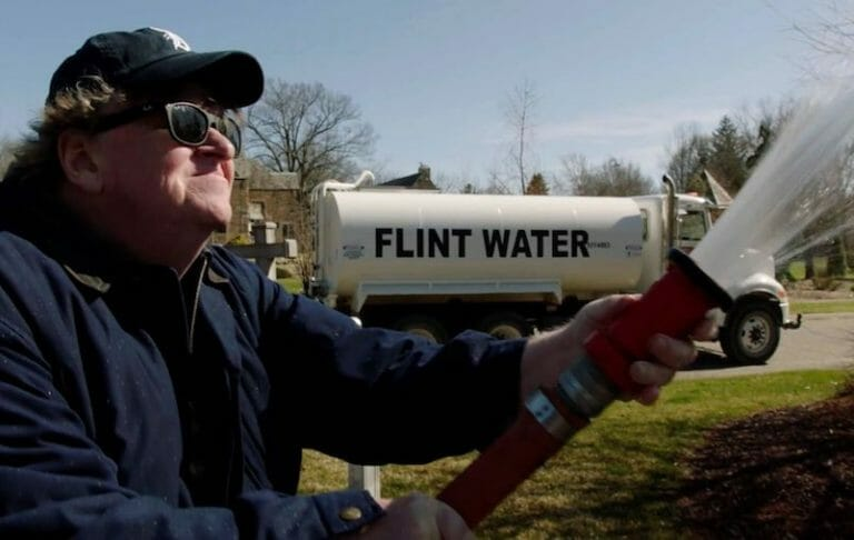 Michael Moore Attempts Another Election Intervention With 'Fahrenheit 11/9'