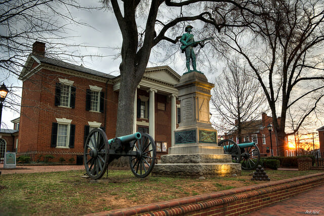 The Other Enduring Legacy of Jim Crow in Charlottesville, Va.
