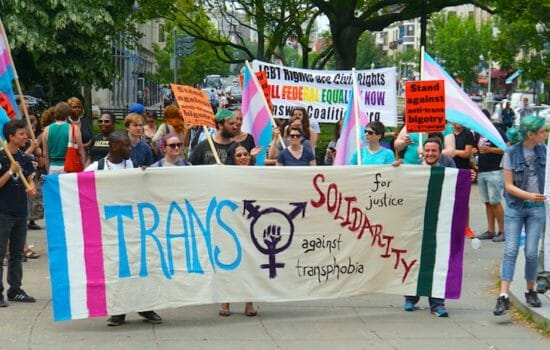 Trans Rights Activists Blast Trump's Latest 'Reckless Attack'