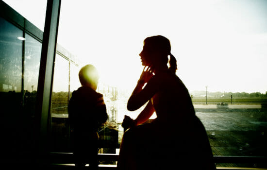 A Mother's Thoughts at the Verge of Global Annihilation