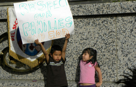Migrant Families Face Month in Detention, Despite Trump Administration Promises