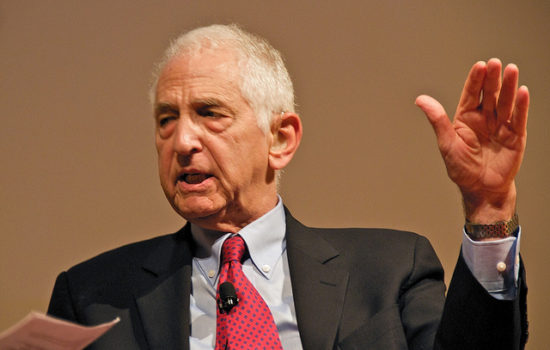 Daniel Ellsberg: The Threat of Nuclear Catastrophe Is All Too Real