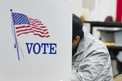 Data Suppression Is the GOP's Latest Anti-Voter Tactic for the Midterms