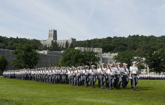 West Point Can't Hide Its Reverence for the Confederacy