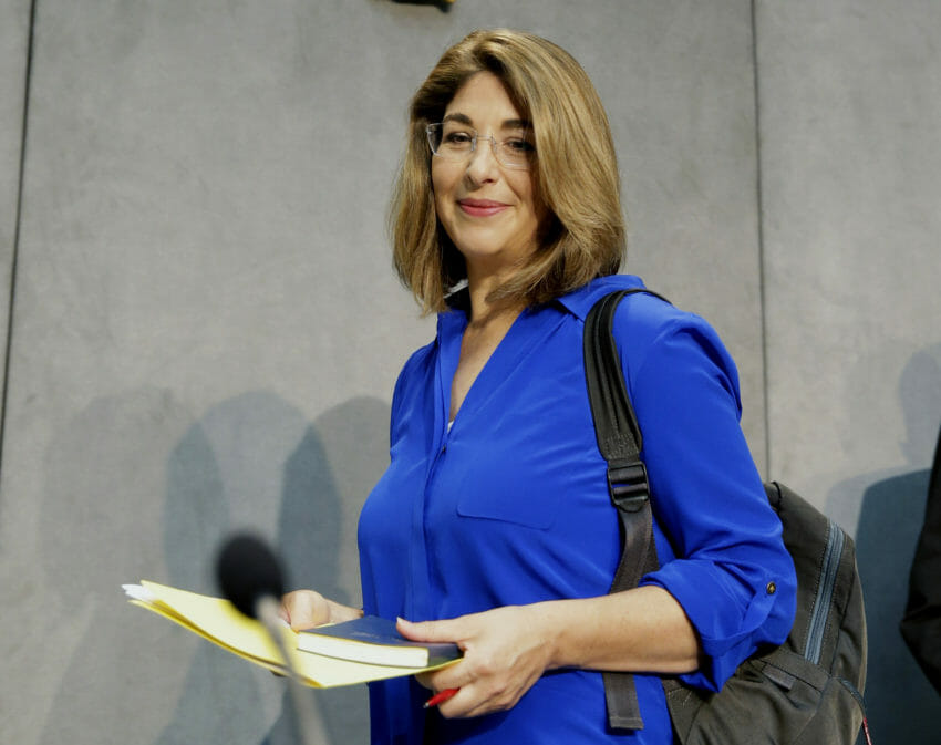 Naomi Klein: The Green New Deal is the Last Best Hope to Save the Planet