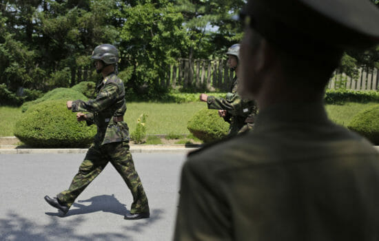North and South Korea Begin Removing Landmines in DMZ