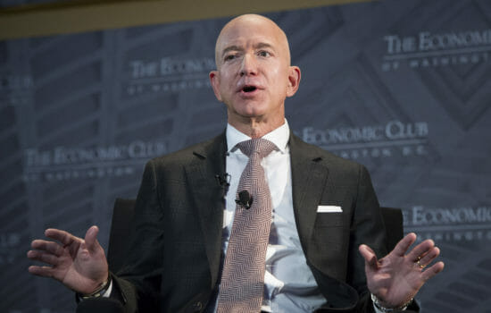 Amazon Bows to Critics, Raises Minimum Wage to $15 an Hour