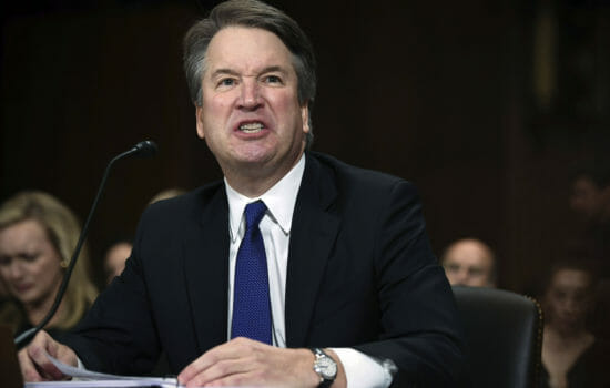 Kavanaugh's 'Revenge' Theory Hints at Troubling Past With Clintons