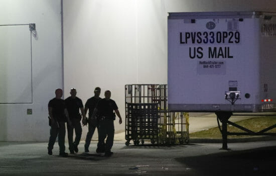 Florida Man Detained in Sweeping Mail-Bomb Case