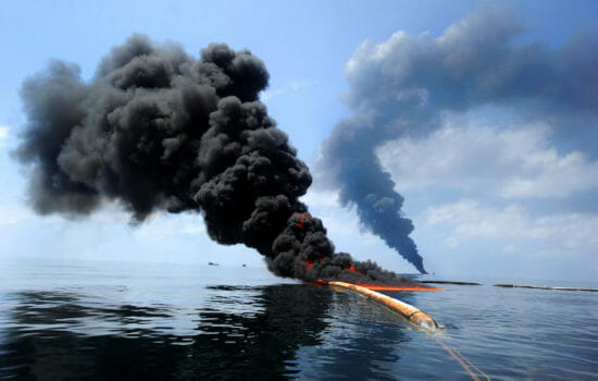 The Oil Spill You've Never Heard of May Rival BP