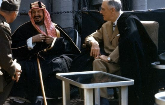 America Has Stood by Saudi Arabia Through Countless Crises