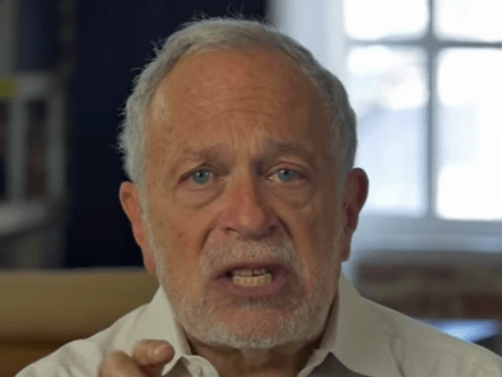 Robert Reich Has a Message for America's Youth This November