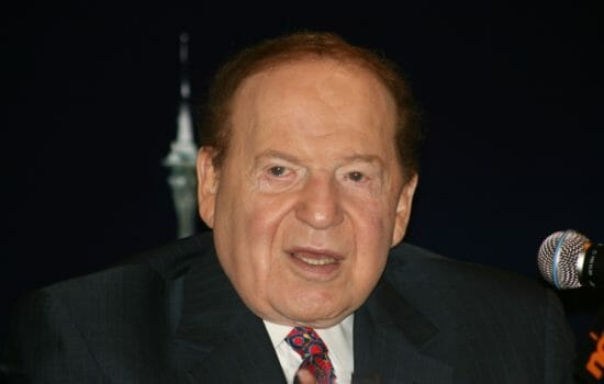 Billionaire Sheldon Adelson Has Trump in His Pocket