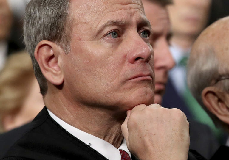 John Roberts Is the Supreme Court's New Swing Justice