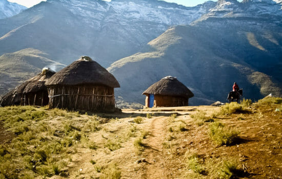 Child Brides in Lesotho Lose Their Youth and Their Future
