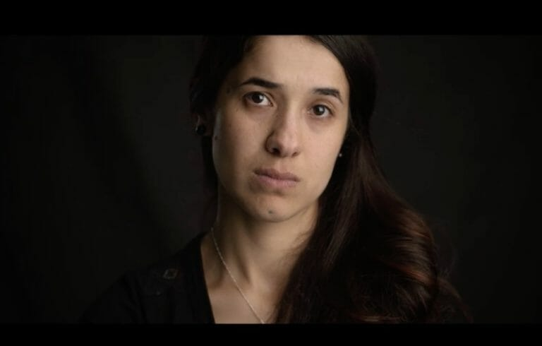 How to Tell Nobel Winner Nadia Murad's Story Without Trading on Her Pain