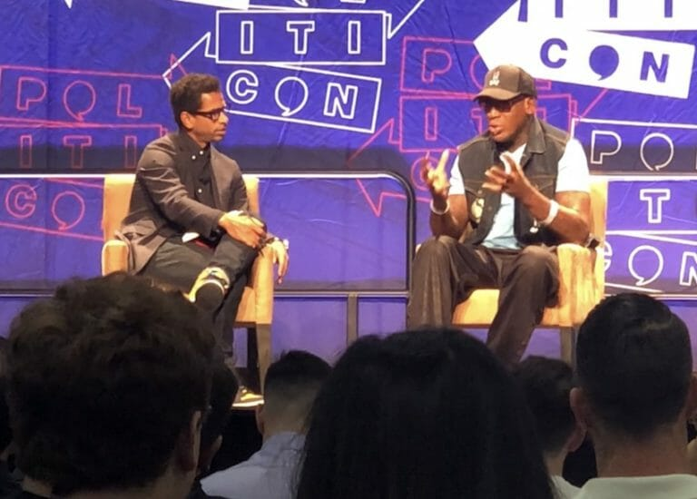 Dennis Rodman Leads the Parade of Absurdity at Politicon 2018 (Video)