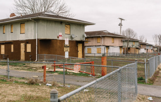 HUD Inspections Are Passing Apartments in Unspeakable Conditions