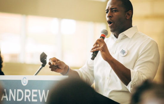 Andrew Gillum Urges Officials to 'Count Every Vote' In Florida Recount