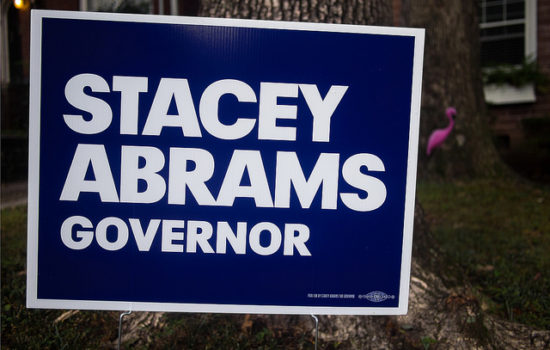 Stacey Abrams Battles Shameless Suppression Efforts in Georgia