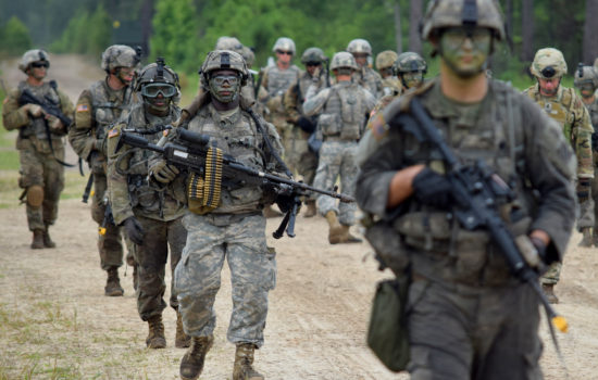 We're Headed Toward Perpetual Conflict and Cataclysmic War