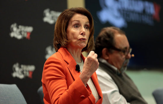Who's Really Leading the Democratic Rebellion Against Pelosi?