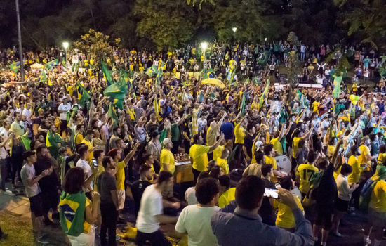 The Financial Press Can't Hide Its Glee Over a Fascist Brazil