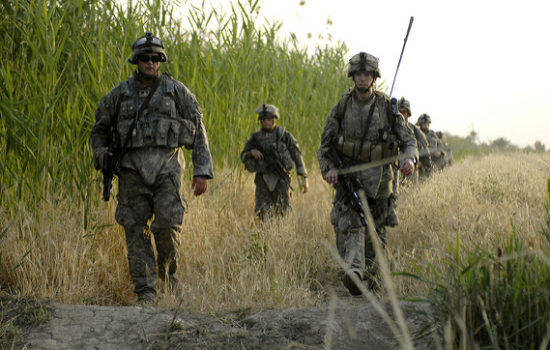 Veterans Call on Troops to Refuse Deployment to Southern Border