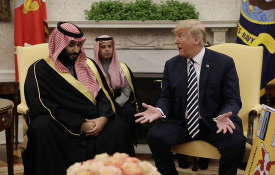 The Ugly Truth About the U.S.-Saudi Arms Deals