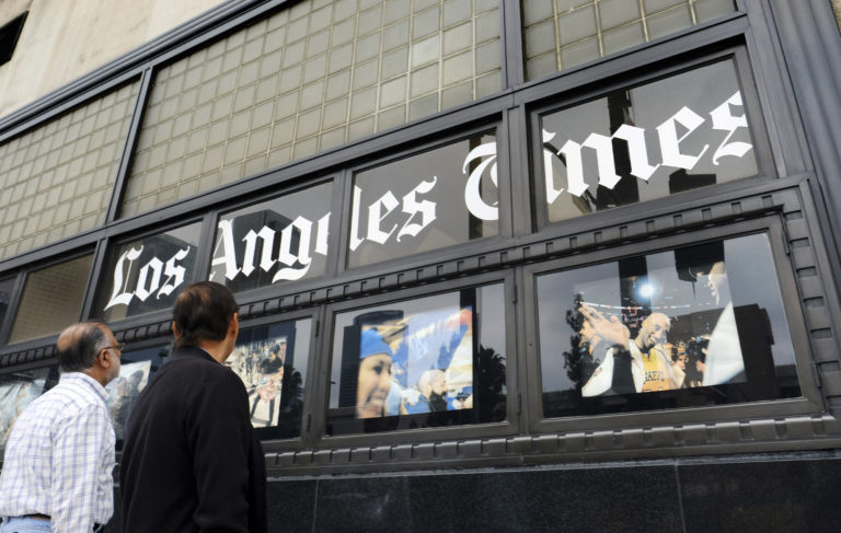 Can the Los Angeles Times' Revival Endure?