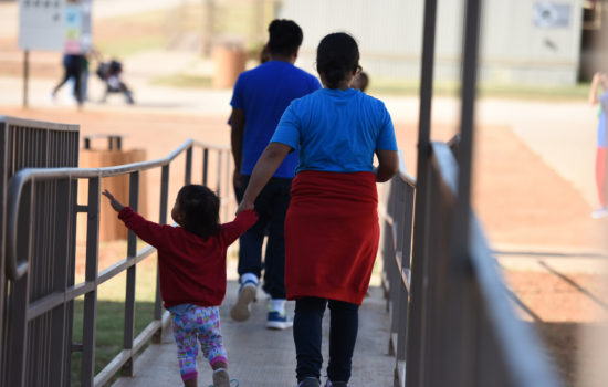 Families Could Be Held Indefinitely in Unlicensed Detention Centers