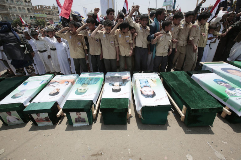 Countries Selling Weapons to Saudi Arabia Weigh War Crimes Against Profits
