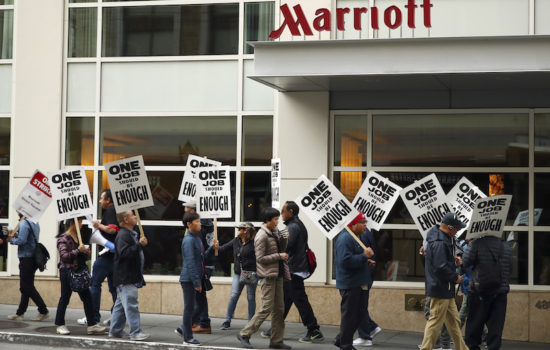 How Marriott's Credit Union Swindles Its Low-Wage Workers
