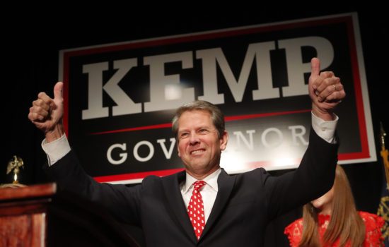 Will Brian Kemp Get Away With Suppressing Georgia's Black Vote?